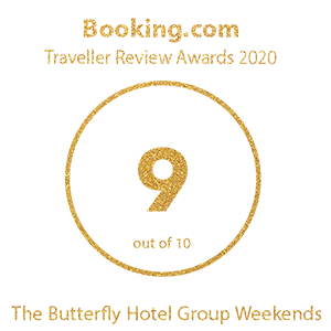 The Butterfly Hotel Booking.com